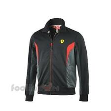 Men's Track Jacket Puma SF 761567 01 men zip black