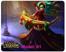 Custom, Mouse Pad, League of Legends, Sona, 6 to chose from. free shipping
