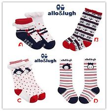 1 Pair Children's Non Slip Cotton Socks for Fall/Winter 1Y-3Y 30% Off!