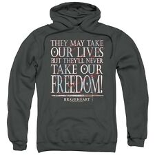 Braveheart - Freedom Adult Pull-Over Hoodie