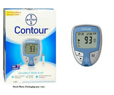 Bayer Contour Diabetic Glucose Meter Kit 9545C You can even add strips & lancets