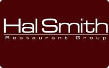 Hal Smith Restaurant Group, Inc. Gift Card - $25 $50 $100 - Email delivery