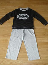 Boys Batman Character Long Pyjamas Set. BNWT Ages 3-4 5-6 7-8 9-10. (137)