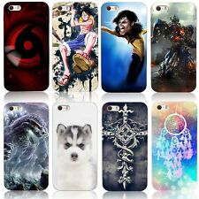 Phone Painted Various Pattern Hard Skin Case Cover for Apple IPhone4 4S 5 5S New
