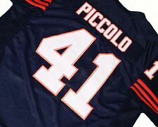 BRIAN PICCOLO #41 BRIAN'S SONG MOVIE JERSEY  NAVY BLUE SEWN  NEW    ANY SIZE