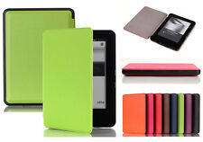 Auto Sleep/Wake Slim Leather Cover Case for Amazon New Kindle 2014 /Ship from US