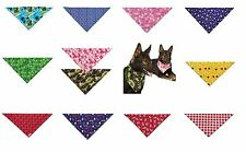 DOG BANDANA - Primp Your Poochie -  Pattern Bandanas for Dogs and Puppies