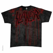 SLAYER RAINING BLOOD BRAND NEW OFFICIALLY LICENSED T-SHIRT M L XL XXL