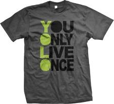 YOLO You Only Live Once Neon Swag Hollywood Iconic Drake New Mens T-shirt