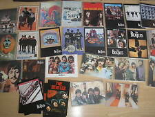 THE BEATLES COLOUR POSTCARDS - OFFICIAL PRODUCTS *NEW* 26 DESIGNS TO CHOOSE FROM