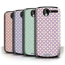 STUFF4 Back Case/Cover/Skin for HTC Desire G7/Windmill Pattern