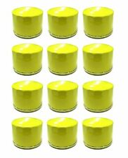 (12) OIL FILTERS for Briggs & Stratton, Kawasaki, Kohler Lawn Mower Small Engine