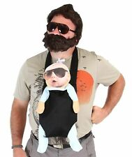 Adult Comedy Movie The Hangover Alan Movie Baby Carrier Complete Costume Set
