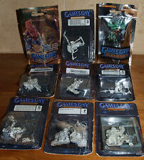 Games Day Warhammer / 40K Limited Edition Citadel Miniature Gamesday  select  GD