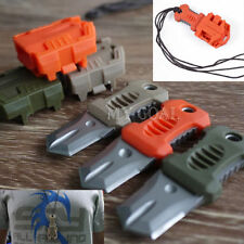 Pocket Shiv Adapter Military Beatles Tape Buckle Molle System Camping & Hiking