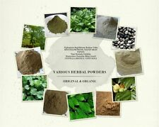 VARIOUS HERBAL POWDERS (CENTELLA ASIATICA, BITTER MELON, MUCUNA, NONI MORINDA)