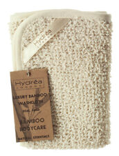 Hydrea Bamboo Face Washcloth~Antifungal Antibacterial for Acne Spots Blackheads