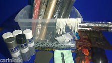 Carink Hydrographics starter kit, 5m film and activInk Best value by far sticker