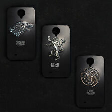 Game Of Thrones Stark Targaryen Lannist Phone cases for Galaxy iphone gift cover