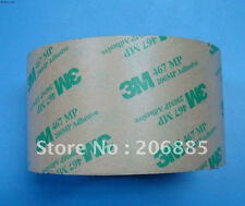 3M 467MP Double Sided Tape, Water and UV Resistant, 2 Inches Wide, Transfer Tape
