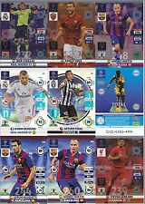 Adrenalyn XL 14 15 Champions League 2014 2015 Experts Game Changers Key Players