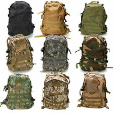 Tactical Assault Bag 3D EDC Day Pack Backpack 9 Colors Camping Travel Design