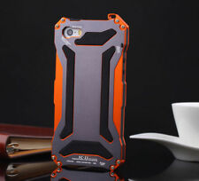 Transformers For iPhone 8 6S 7 Plus SE Aluminum Military Duty Armor Cover Case
