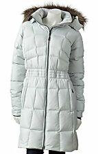 "NEW Womens COLUMBIA ""Luxury Lady"" Long Down Jacket Winter Coat XS S M L XL $230"