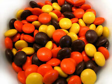 Reeses Pieces Chocolate Peanut Butter Candy  Bulk Vending 1/2 - 20 Lb