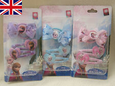 Frozen and Disney Princess Girls Hair clips and hair band sets in box Gifts UK