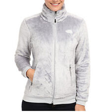 The North Face Women's Mod-Osito Jacket High Rise Grey S M L XL  Authentic NWT