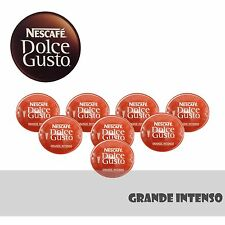 DOLCE GUSTO Grande Intenso Coffee  12 - 24 - 48 Capsules