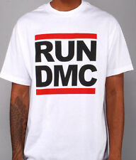 RUN DMC Retro Hip Hop T-Shirt All Sizes and Colours Available