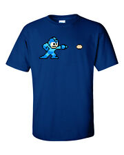 "Megaman Classic Nintendo Nes ""Throwback"" T-shirt, Onesie MANY COLORS & SIZES"