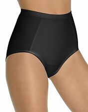 2 pack BALI Seamless Extra Firm Control Briefs -  Style X245 - Featuring Black