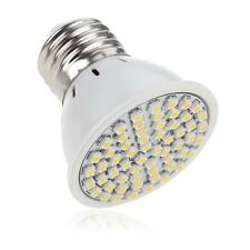 Energy Saving E27 4W 60 SMD 3528 1210 LED Bulb Spotlight Bulbs White/Warm White