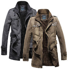 Thick Warm Coat,Winter Jacket,Mens Jackets,Military Parka,New Thick Padded,Coats