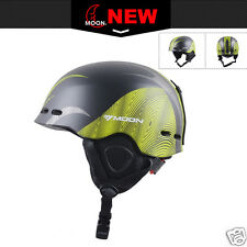 New Autumn Winter Warm Ski Helmet Anti Collision Ultralight Skiing Equipment