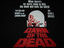 Dawn of the Dead Poster image T-Shirt Small to 5XL George Romero