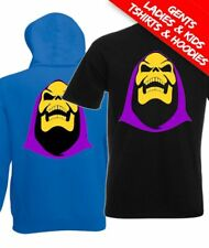 Skeletor He-Man Masters Of The Universe 80s CartoonT Shirt