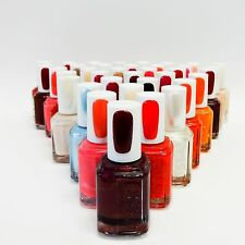 Essie Nail Polish Lacquer Colors Variation From Number 489 - 614 .46oz/13.5mL