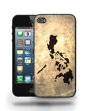 Philippines Country Vintage Case Cover for iPhone 4 4S 5 5C 5S 6 6 Plus