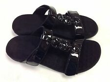 Orthaheel Albany Slide Sandals w/ Jewels Arch Support