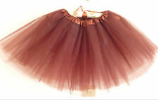 Adult Women Girl Party Costume Ballet Princess Tutu Mini Skirt Dress Pettiskirt