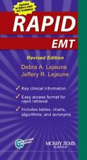 EMT by Debra A. Lejeune and Jeffery R. Lejeune (2006, Spiral, Revised, Reprint)