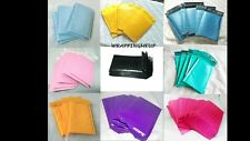 30 NEW -4x8 Bubble Mailers, Any Color Option, Padded Mailing/Shipping Envelopes