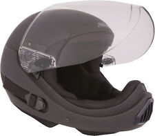 Phantom X Full Face Helmet,  Large, Flat Black~Second Quality
