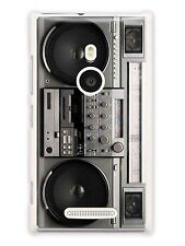 GRÜV Case Cover Retro Boombox Stereo for Nokia Devices