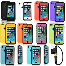 New Shockproof Waterproof Dirt Dust Snow Proof Durable Case Cover For iPhone 5C