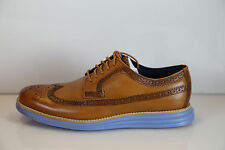 Cole Haan Lunargrand Long Wing Camello Size 8.5 10